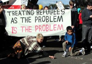 Catholics combine on refugee issues