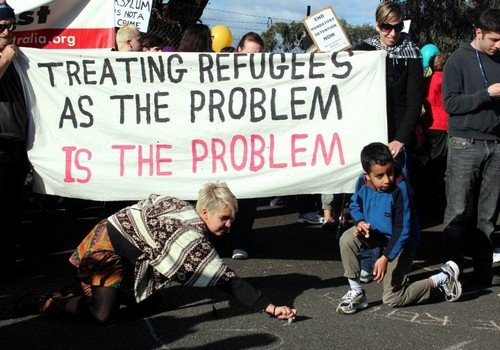 Catholics combine on refugee issues