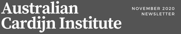 ACI Newsletter November