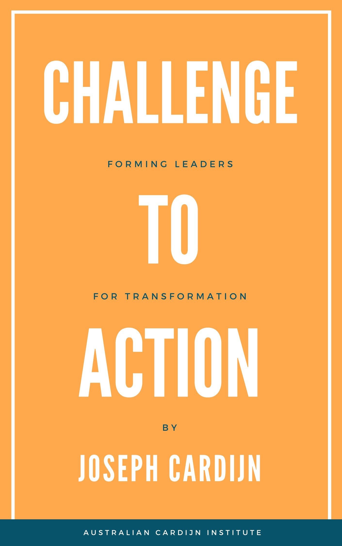 Challenge to Action
