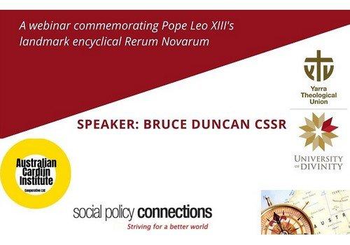 Celebrating the birth of Catholic Social Teaching