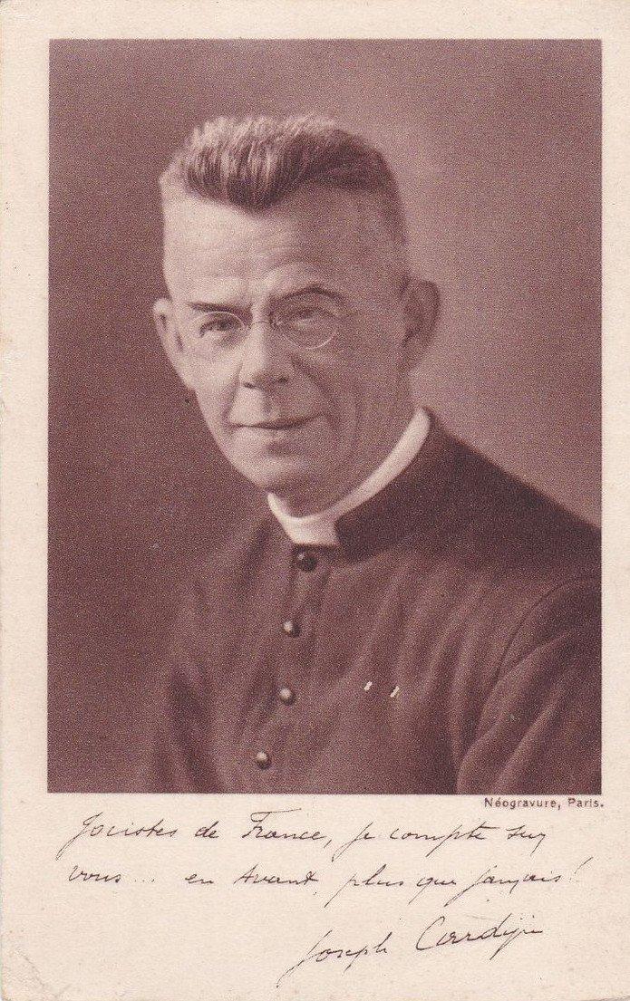 Joseph Cardijn 1937