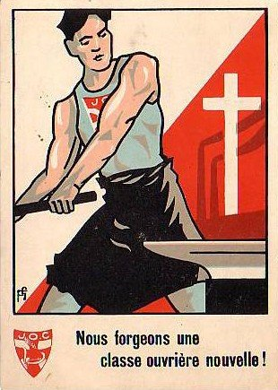 Forging a new working class