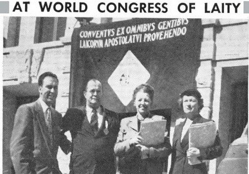Read more about the article Cardijn's triumph: The World Congress on Lay Apostolate 1951